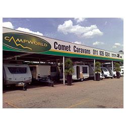 comet-caravans logo